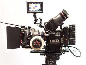 Rent: RED Epic Dragon- Base/Cine kit