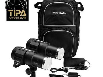 Rent: Profoto B1 500 Air Battery-Powered 2 Light Kit