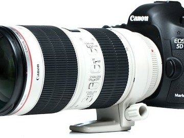 Rent: Canon 70-200mm f/2.8L IS II