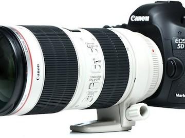 Canon 70-200mm f/2.8L IS II