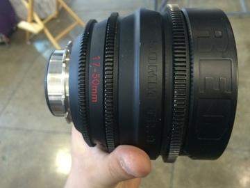 Rent: Red Pro Zoom  V2 17-50mm