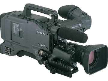 "Rent: Panasonic AG-HPX500 2/3"" Shoulder Mounted P2 Camcorder"