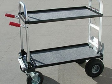 Rent: Magliner Junior Cart w/ Top Shelf
