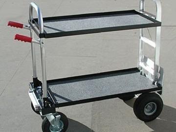 Rent: Magliner Junior Cart w/ Top Shelf
