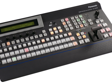 Rent: Panasonic AV-HS450 HD Switcher