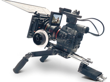 Rent: Canon C300 Mark I base/cine kit