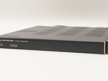 Rent: Evertz HDSDI Distribution Amp Tray w/ 3 1x4 cards
