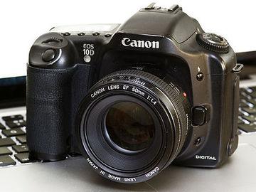 Rent: canon 10D