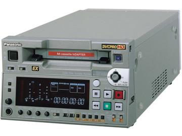 Rent: Panasonic AJ-HD1400 Compact DVCPRO HD VTR