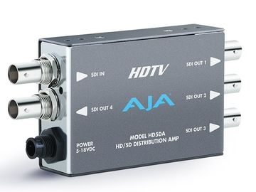 Rent: AJA Distribution Amp - HD SDI (more than 1 available)