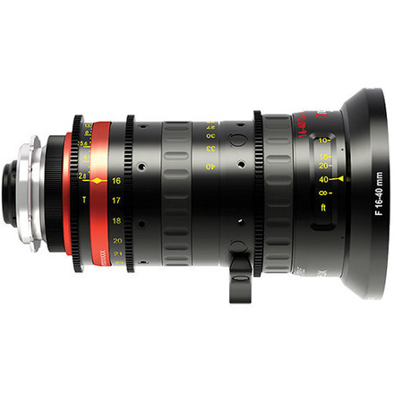 Angenieux 16-40mm T2.8 Optimo Style Zoom Lens w/ PL Mount