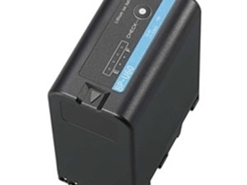 Rent: Sony BP-u60 Lithium Ion Battery