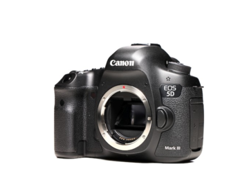 Rent: Canon 5D Mark III Body