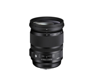 Rent: Sigma 24-105mm f/4 DG OS HSM Art Lens for Canon EF