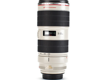 Rent: Canon EF 70-200mm f/2.8L USM Lens