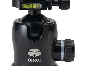 Rent: Gitzo carbon 6x 4 section tripod with Sirui ball head