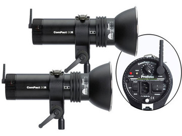 Rent: Profoto 600w monolight kit (2)