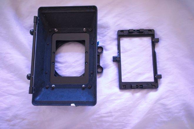 Letus V2 Mattebox with polarizer and vari-ND kit