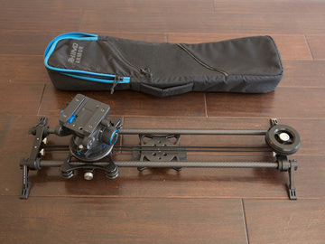 Rent: Rhino Slider Evo Carbon with Flywheel