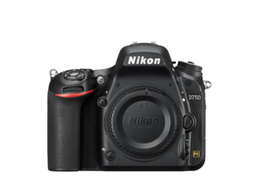 Rent: Nikon D750 DSLR Camera Body + MB-D16 Grip
