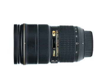 Rent: Nikon 24-70mm f/2.8G ED Lens