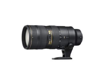 Rent: Nikon 70-200mm f/2.8G VR II Lens