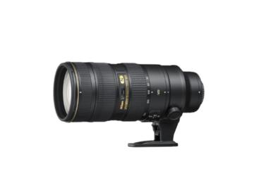 Rent: Nikon 70-200mm f/2.8G VR II Lens