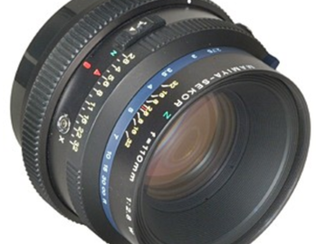 Rent: Mamiya 110mm F/2.8 W Lens For Mamiya RZ67 System