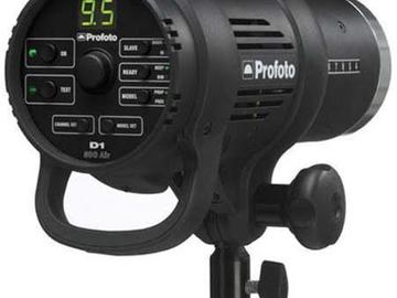 Rent: Profoto D1 Air 500W/s Monolight