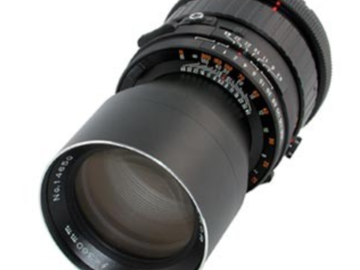 Rent: Mamiya 360mm F/6.3 Lens For Mamiya RZ67 System