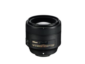 Rent: Nikon AF-S Nikkor 85mm f/1.8G Lens
