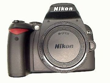 Rent: Nikon D40 (Great Lightweight Backup Camera for D5100)