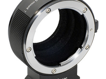 Rent: Metabones MFT to Nikon Adapter