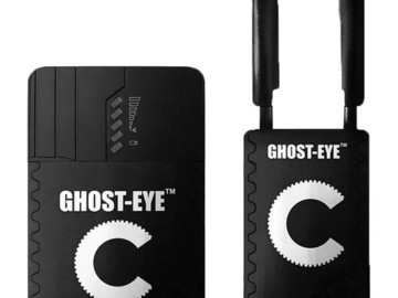 Rent: Ghost Eye Wireless Video Transmitter