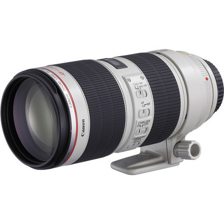 70-200 mm Canon EF f 2.8
