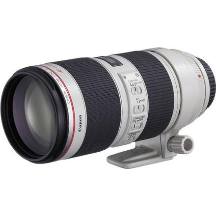 70-200 mm Canon EF f 2.8