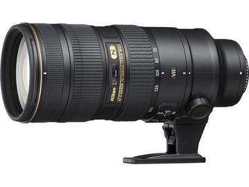 Rent: Nikon AF-S NIKKOR 70-200mm f/2.8G ED VR II Lens