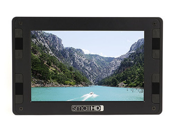 "Rent: Small HD DPT 7"" Field Monitor"