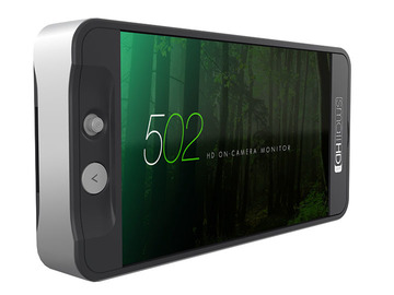 Rent: Small 502 Full HD On-Camera Monitor