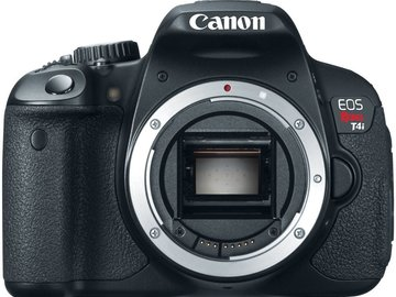Rent: Canon T4i