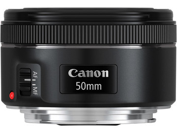 Rent: Canon 50mm