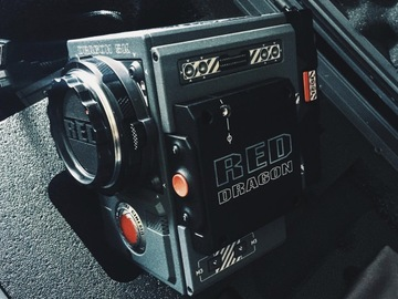 Rent: ReD Dragon 5k w| Camera Operator