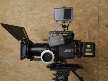 Rent: Arri Alexa Mini Cooke Anamorphic 2 Lens Full Package