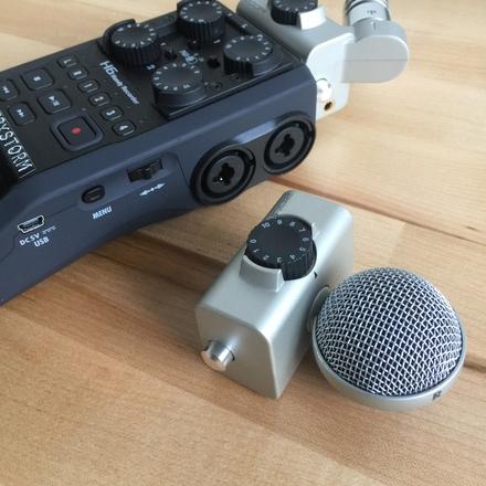 Zoom H6 Basic Kit
