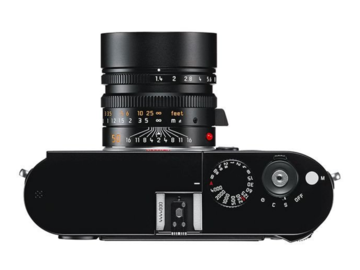 Rent: Leica M - Black Paint (Typ 240)