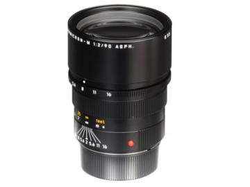 Rent: Leica APO-Summicron-M 90mm f/2.0 ASPH