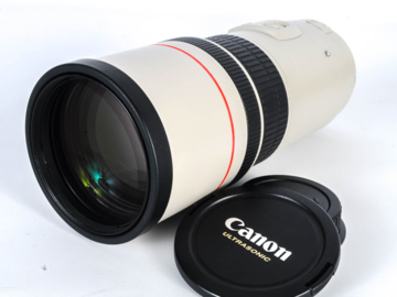 Rent: Canon EF 300mm f/4L USM Lens