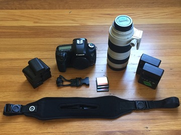 Rent: Canon 5D MKIII KIT w/ Canon EF 70-200mm II f/2.8 Lens