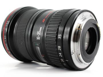 Rent: Canon EF 16-35mm f/2.8 Mk I lens