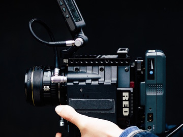 Rent: RED Scarlet-X 4K Body Package